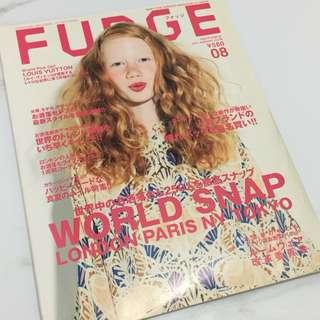 FUDGE Fashion Week Edition