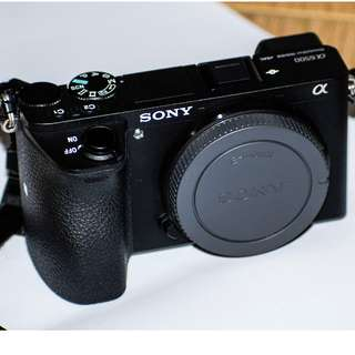 Sony A6500 (Body Only)