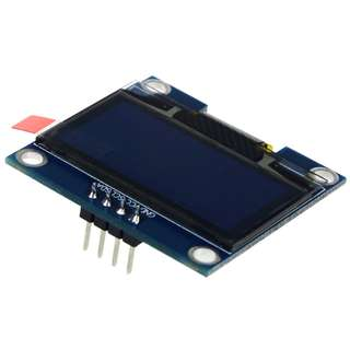 "0.96"" Blue 0.96 inch 128X64 OLED Display Module 0.96 IIC I2C Communicate Arduino"