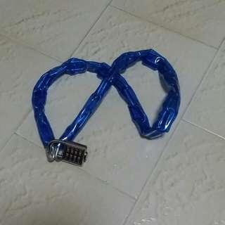 Multi purpose chain with lock
