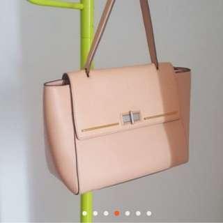 Preloved Charles&Keith handbag