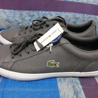 Lacoste sneakers ( 200% authentic)