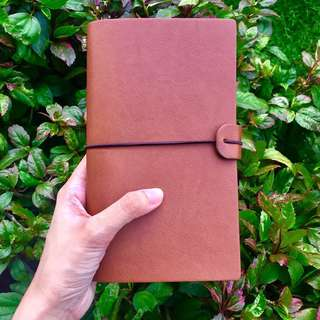 Traveler's Notebook (ORIGINAL PRICE 800PHP)