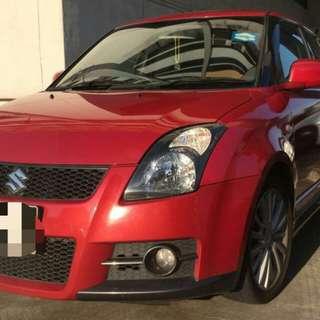 Suzuki Swift Sports 1.6Auto SG