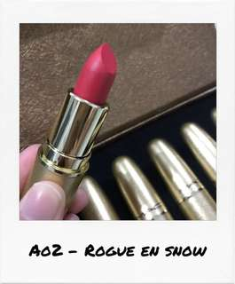 Mac Cosmetics • Matte Lipsticks