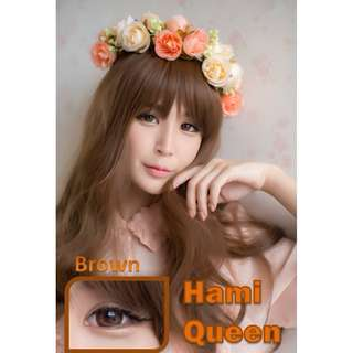 (PO) Hami Queen Beauty Contact Lens