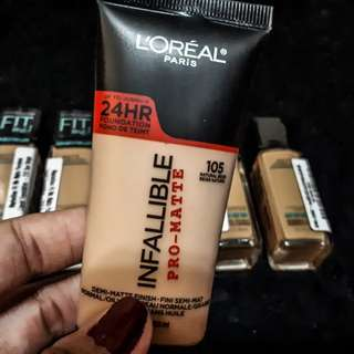 AUTHENTIC LOREAL NATURAL BEIGE