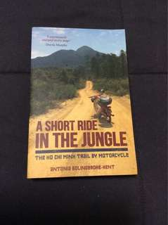 BN a short ride in the jungle book Antonio Bolingbroke-Kent