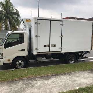 Chiller Truck - Logistics Service
