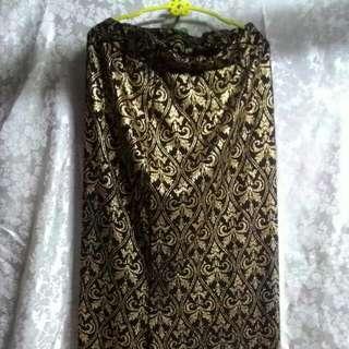 Skirt Duyung Songket