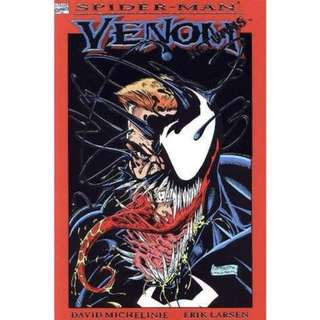 SPIDER-MAN: VENOM RETURNS TPB (1993)