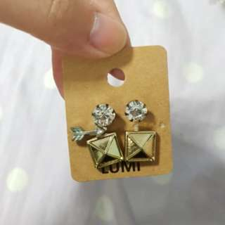 Cvylon Earrings Set