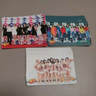 Twice yescard $2@1