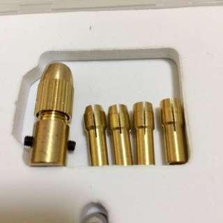 Small Electric Drill Bit ( Collet micro )
