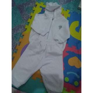 Terno for baby. (Unisex) fit to 6 to 9mos