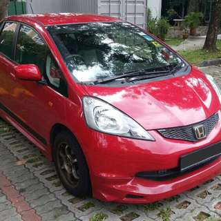 Honda Fit 1.5 Auto RS S-Package