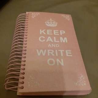 Keep Calm筆記簿