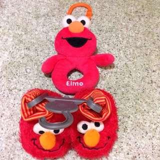 Elmo bb set