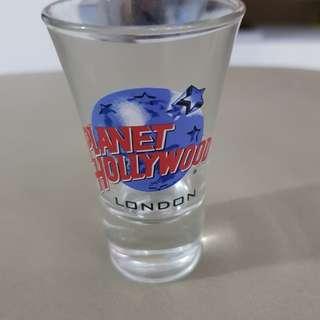 Planet hollywood (london) Shot Glass