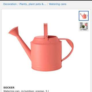 Flower garden water pot