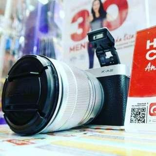 KREDIT Kamera Fuji Film xa10 Garansi Resmi 1thn
