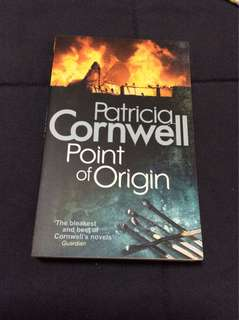 BN Patricia Cornwell Point of Origin