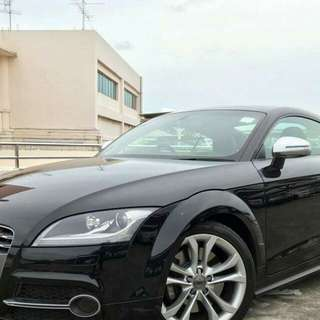 Audi TTS SG