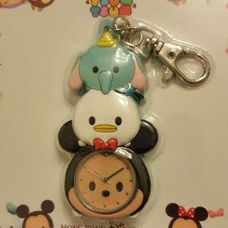 Hong Kong Disneyland Tsum tsum 掛狀手錶