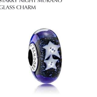 Pandora Murano Glass Charm