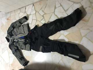 Revit Dominator Goretex Jacket and Pants