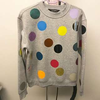 徳國品牌衛衣,90%新,話毛,鬆身,購於Liger