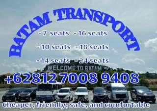 Batam transport