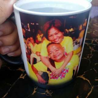 MAGIC MUG (PERSONALIZED)