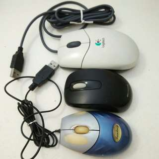 3 in 1 Mouse Deal Pack