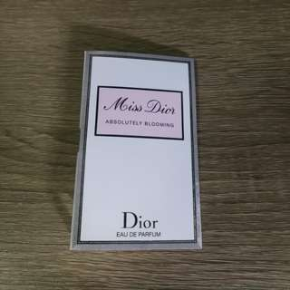 Dior 香水