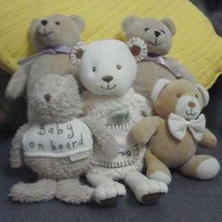 Teddy Bear - Babies Collection