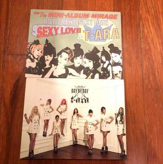 T-ARA 6th and 7th mini album