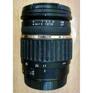 [USED] Tamron SP AF 17-50mm F/2.8 XR Di II LD IF Lens (for Canon)