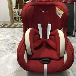 Zooper Baby Car Seat #15off