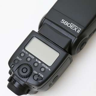 Canon 580EX II Speedlite Flash