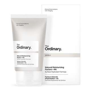 [INSTOCK] BN The Ordinary Natural Moisturizing Factors + HA