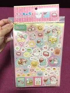 Kawaii sweet chara mode stickers