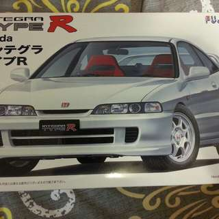 Fujimi 1:24 Honda Integra TypeR DC2