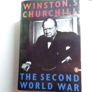 The Second World War by Winston.S Churchill