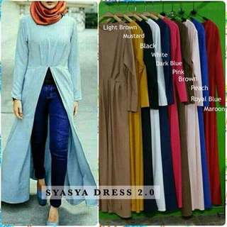 Syasya Long Dress