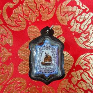 Turtle Amulet W/Waterproof Casing (LP Liew)