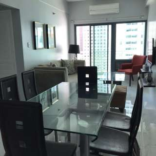 FOR RENT: 2 Bedroom Unit with Parking at Eastwood City