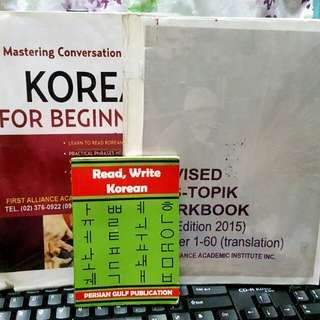 Korean Modules