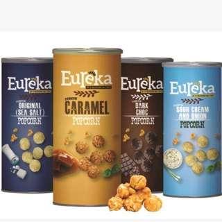 新鮮現貨 Eureka popcorn 爆谷 媲美 garrett