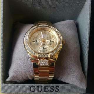 Jual cepat jam tangan GUESS original for women limited edition